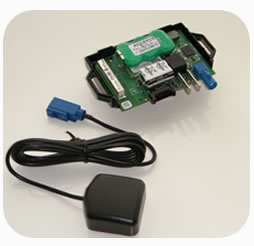 Inside GPS Tracker